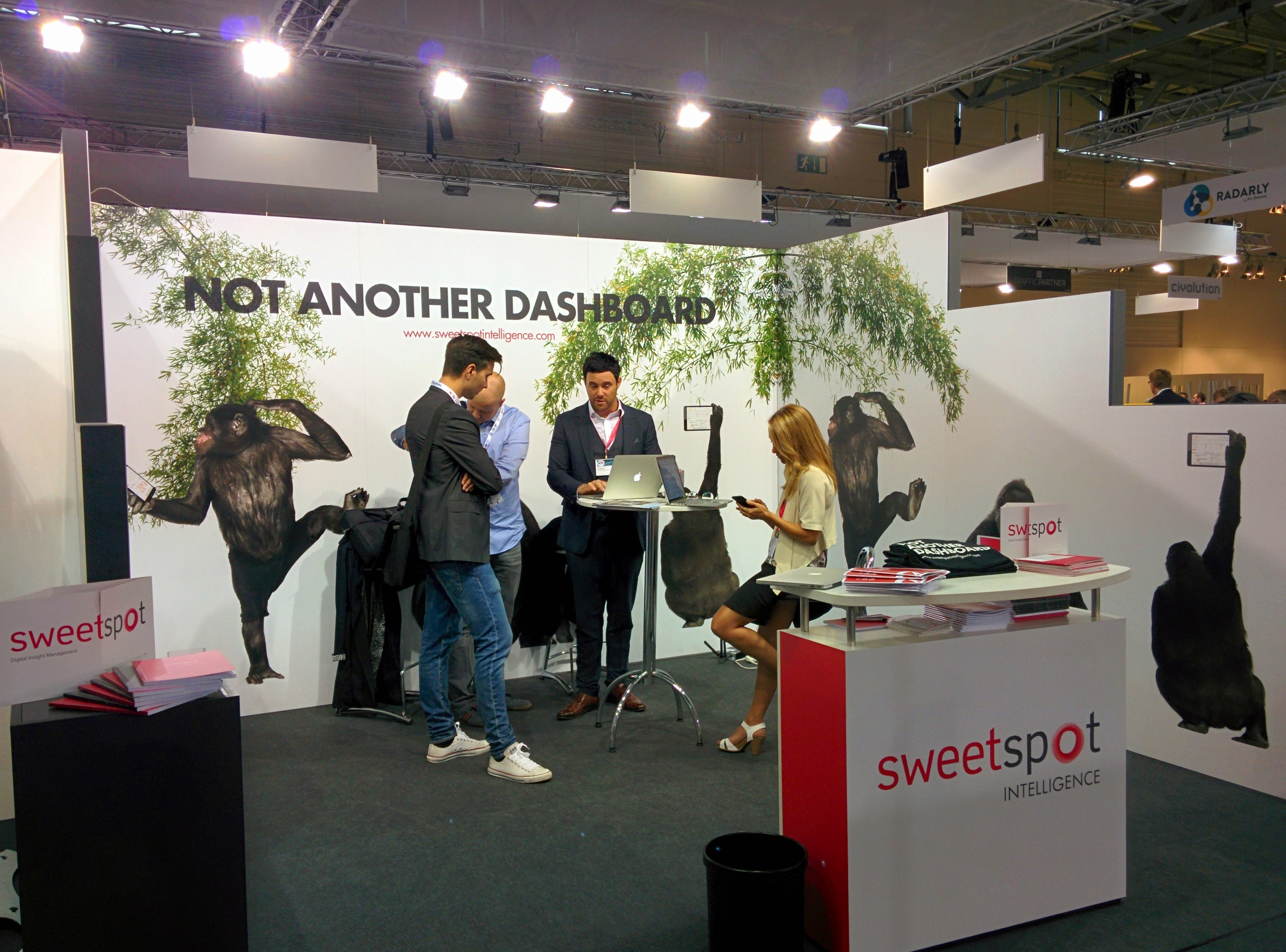Sweetspot Intelligence at dmexco 2014