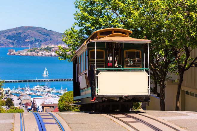 San Francisco Trolley Car