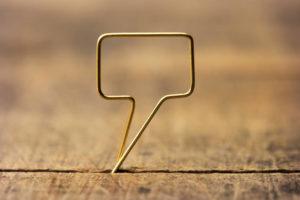 golden social message