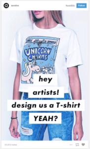 asos tumblr campaign